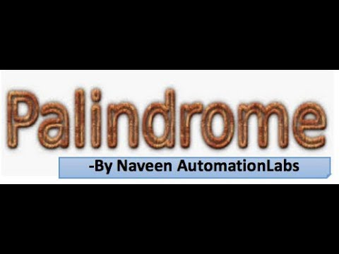 how-to-check-palindrome-number-  -basic-programming-questions-series