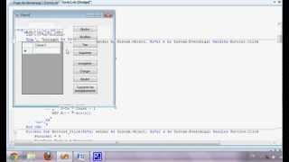 tuto :  vb.net ; tableau dynamique ajouter supprimer modifier redimensionner enregistrer