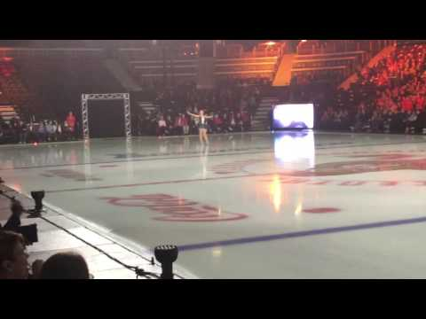 Juliana At Stars On Ice Ottawa