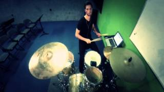 Leave The Band Get Famous - Hannes Kaschell - Embracism (Drum Cover)