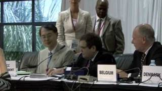 Review Conference - Belgium, Denmark and Finland sign enforcement agreements with the ICC