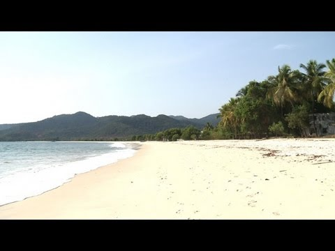 Sierra Leone: From war to tourist paradise
