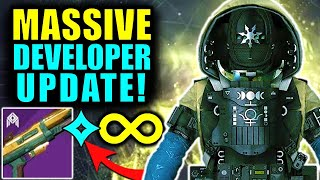 Witch Queen DELAYED! - Sunsętting REMOVED! - PvP is SAVED! | Destiny 2 Developer Update