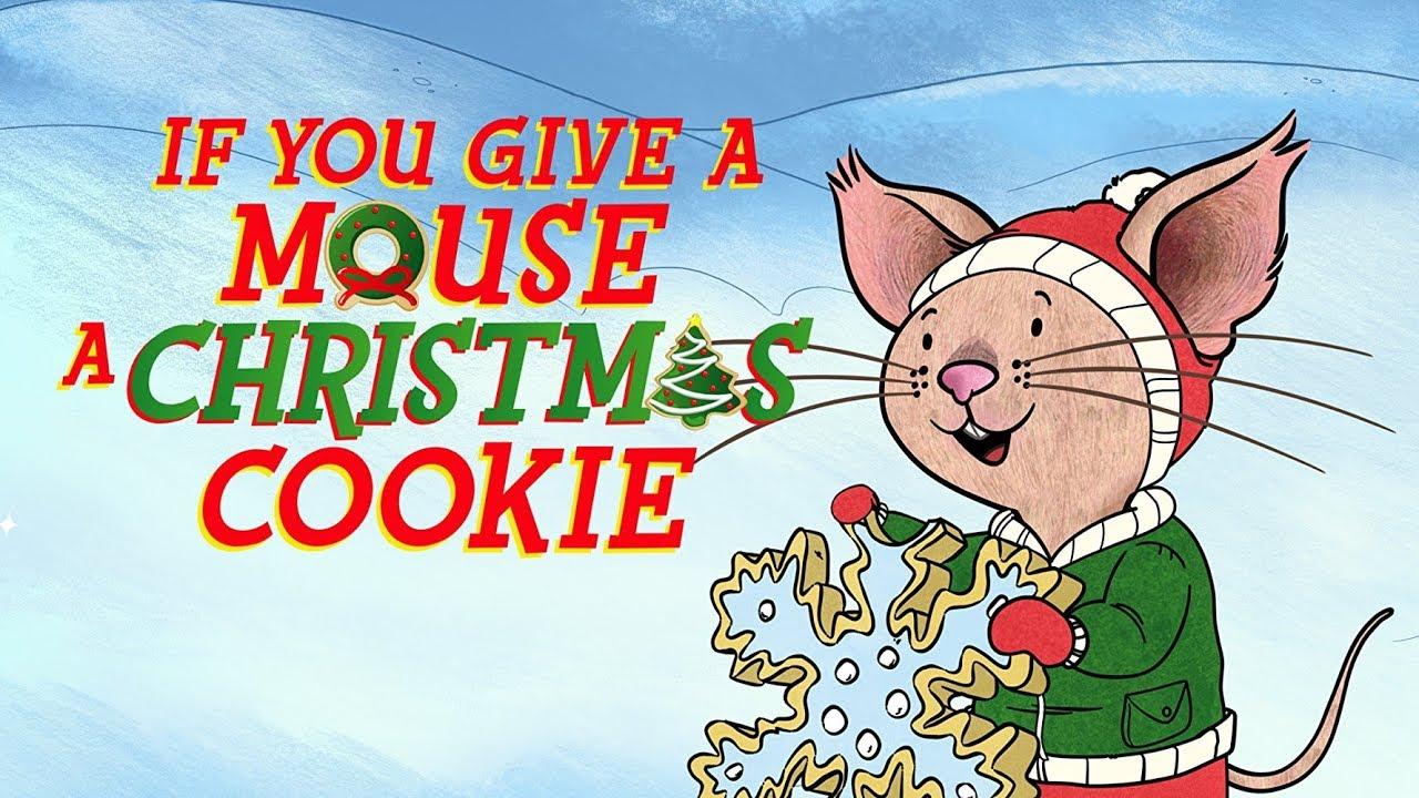 ep 182 if you give a mouse a christmas cookie review