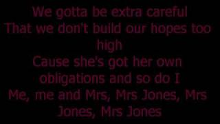 Michael Bublé - Me And Mrs. Jones + Lyrics (2)