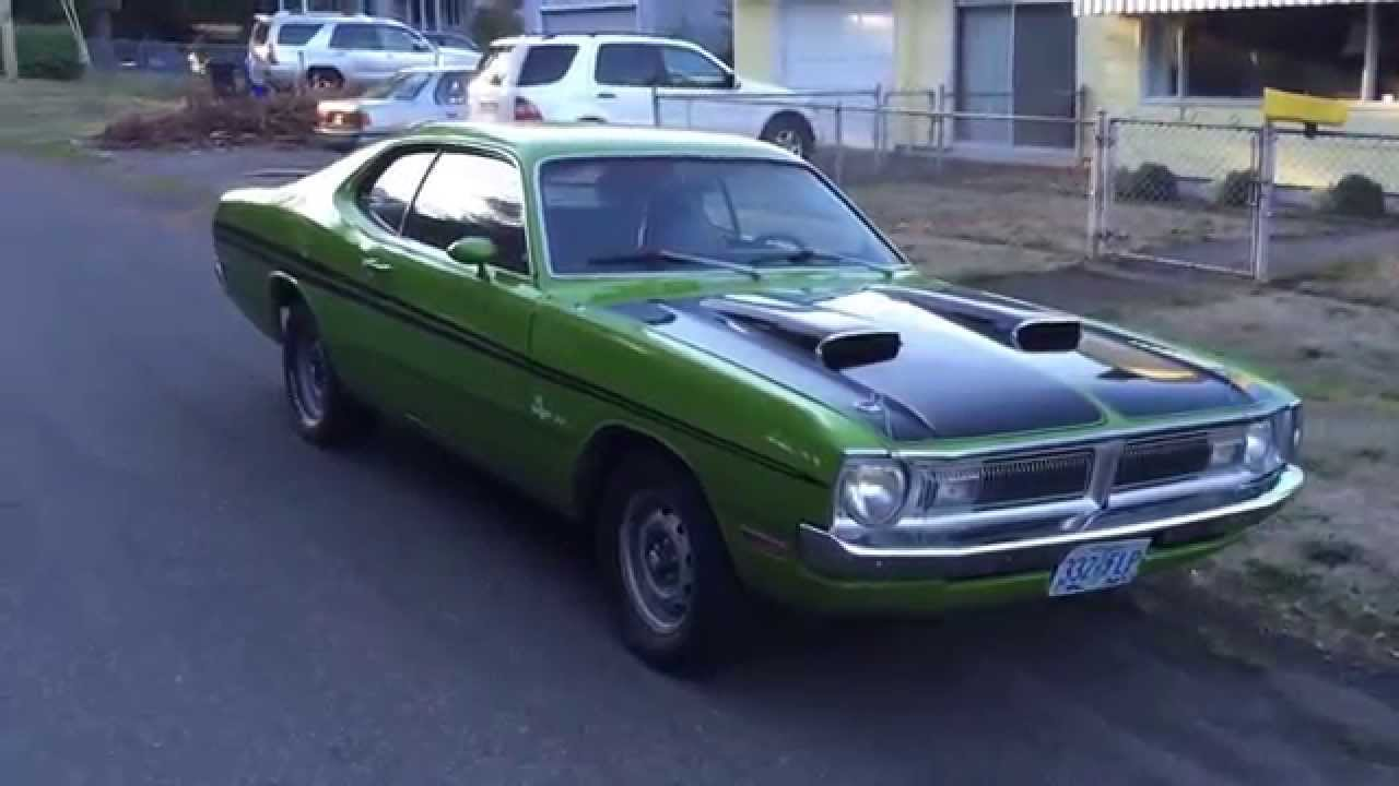 1971 Dodge Demon 340 for sale (2015) - YouTube