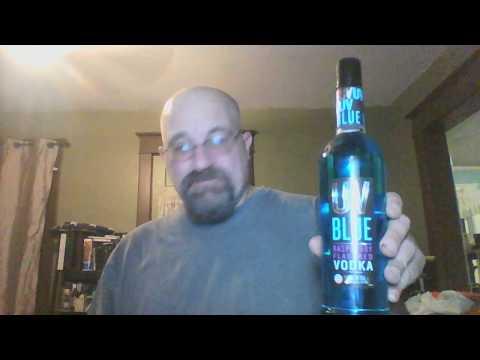 UV Blue Raspberry Vodka