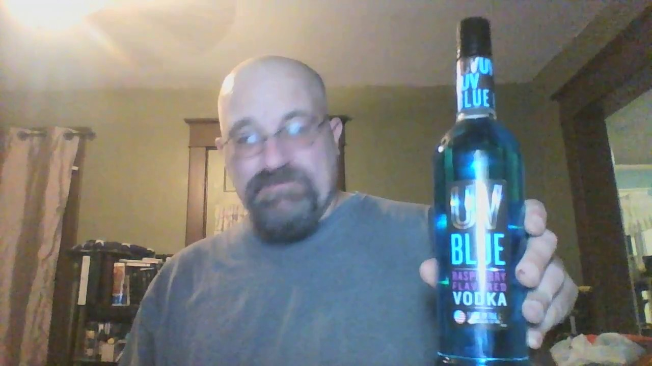 blue raspberry vodka