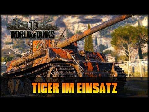 Tiger im Einsatz - World of Tanks thumbnail
