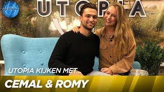 Utopia kijken met Cemal & Romy! - UTOPIA (NL) 2018