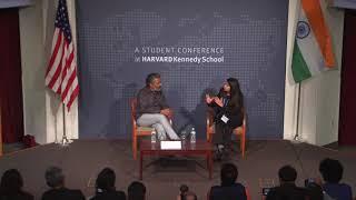 SS Rajamouli at Harvard I India Conference 2019 I In conversation with Dhanya Rajendran