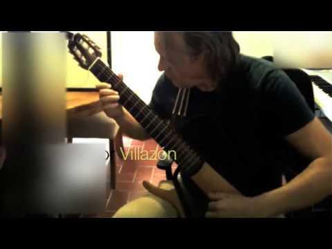 J. S. Bach  (Prelude BWV 847) silent guitar HECTOR VILLAZON