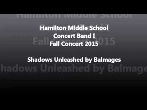 HMS Concert 1 Fall 2015 - Shadows Unleashed by Balmages