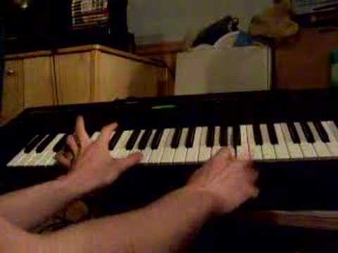 BPK - How to Play China (Tori Amos) Piano/Keyboard