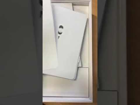Google Pixel 3XL unboxing