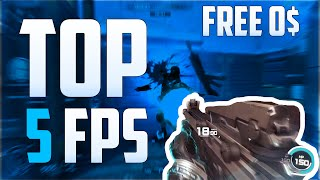 Top 5 Free Fps Games 2016 PC