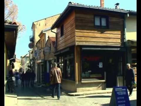 Old Bazaar in Bitola, Macedonia