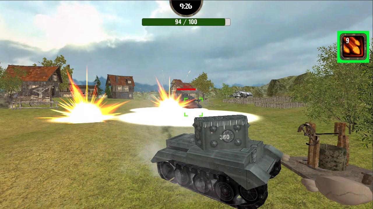Games - [WIP] Mini Panzer : tank online battle - Unity Forum