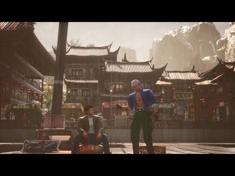 首日限定版+特典 DLC 拳法裝【PS4原版片】☆ 莎木3 Shenmue III ☆中文版全新品【台中星光電玩】