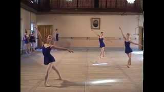 Evgenia Obraztsova, Olesia Novikova-Vaganova Academy, Year 8 Part 1/5