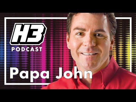 Papa John - H3 Podcast #174
