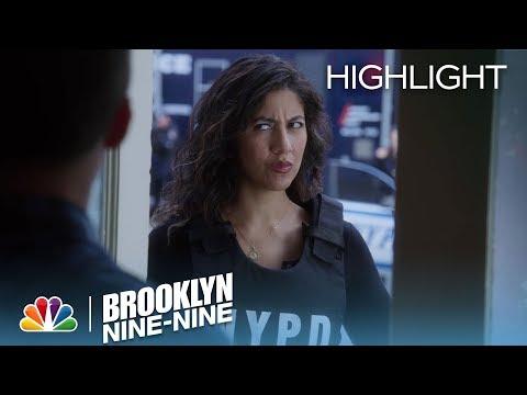 Jake Tells Rosa About The Plan | Season 5 Ep. 13 | BROOKLYN NINE-NINE