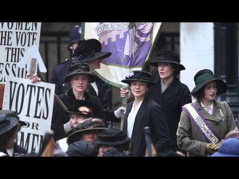 Sarah Gavron interview | Suffragette Film - YouTube