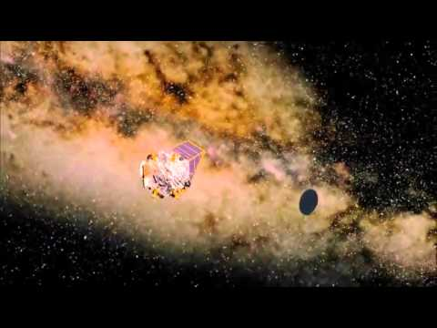 Kepler space telescope, the planet hunter.
