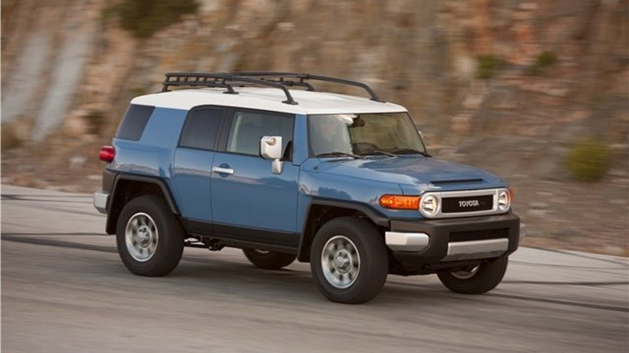 2018 Toyota Fj Cruiser Interior, Review And Release Date