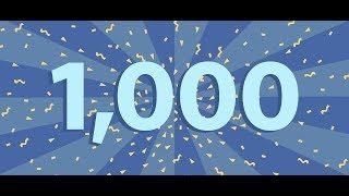 WIR SIND 1000 | WE ARE 1000