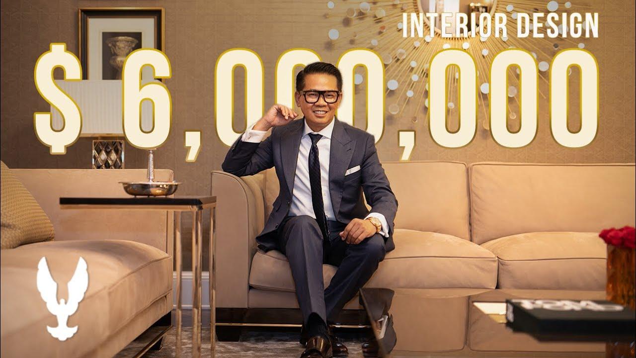 Có gì trong ngôi nhà 6 triệu USD ở Vinhomes Bason – Saigon | Luxury Home