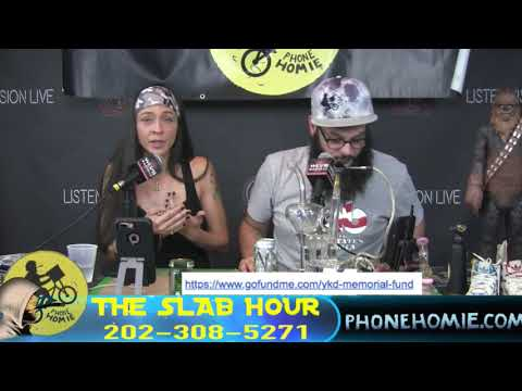 The Slab Hour Presented by Phone Homie 5/20/18 Pt  2