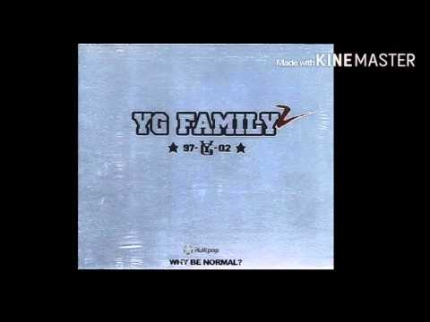 YG Family why be Normal Disc 1