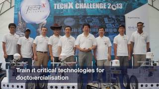ST Engineering-NTU Corp Lab Video 2016