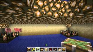 Minecraft Ultimate Cooked Porkchop Farm