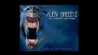 Amiga music: Alien Breed II (main theme)