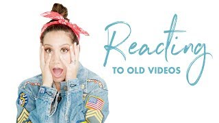 Baixar Reacting to Old Videos | Ashley Reacts