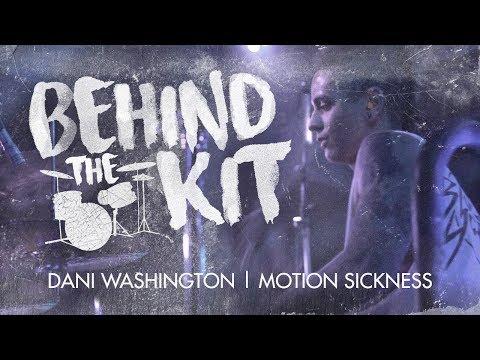 Behind The Kit - Neck Deep / Dani Washington (Drum Cam)