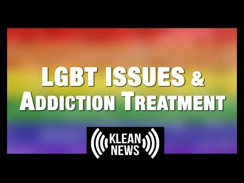 Addiction & LGBT Issues - KLEAN News