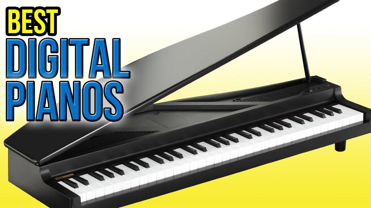 10 best digital pianos 2016 youtube. Black Bedroom Furniture Sets. Home Design Ideas