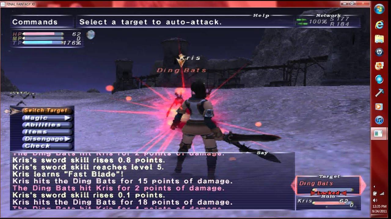 Final Fantasy XI private server community. - reddit