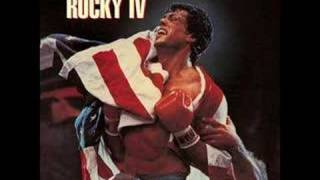 Rocky IV Track Workout Training Montage
