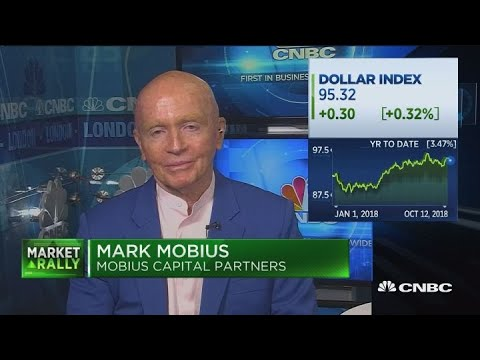 Fed policy is critical for next few weeks, says Mark Mobius