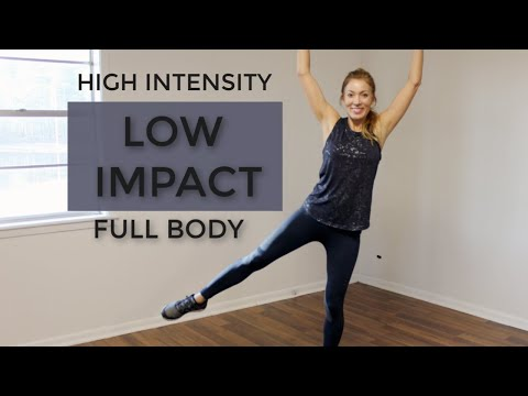 High Intensity Low Impact Training - [HILIT] Workout //20 MIN Full Body//Break a Sweat