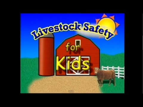 Livestock Safety for Kids