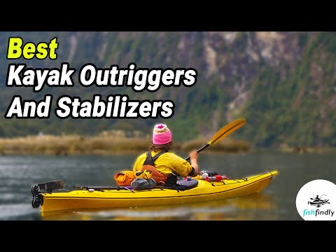 Best Kayak Outriggers And Stabilizers In 2020 – Top Rated Selections