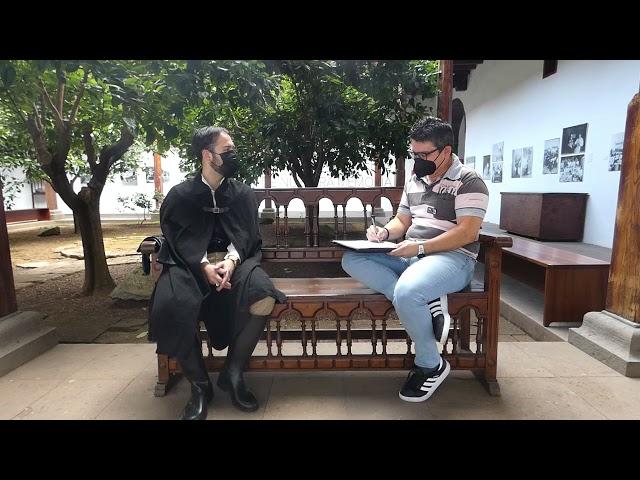 Nuevo protagonista en nuestra sección Conoce A.....Ismael Francisco Sánchez.