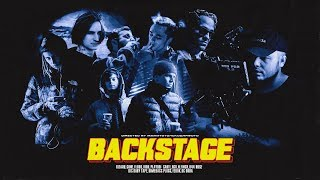 Фильм «Backstage» (feat Kizaru, GONE.Fludd, ЛСП, Feduk, Big Baby Tape, 044 ROSE)