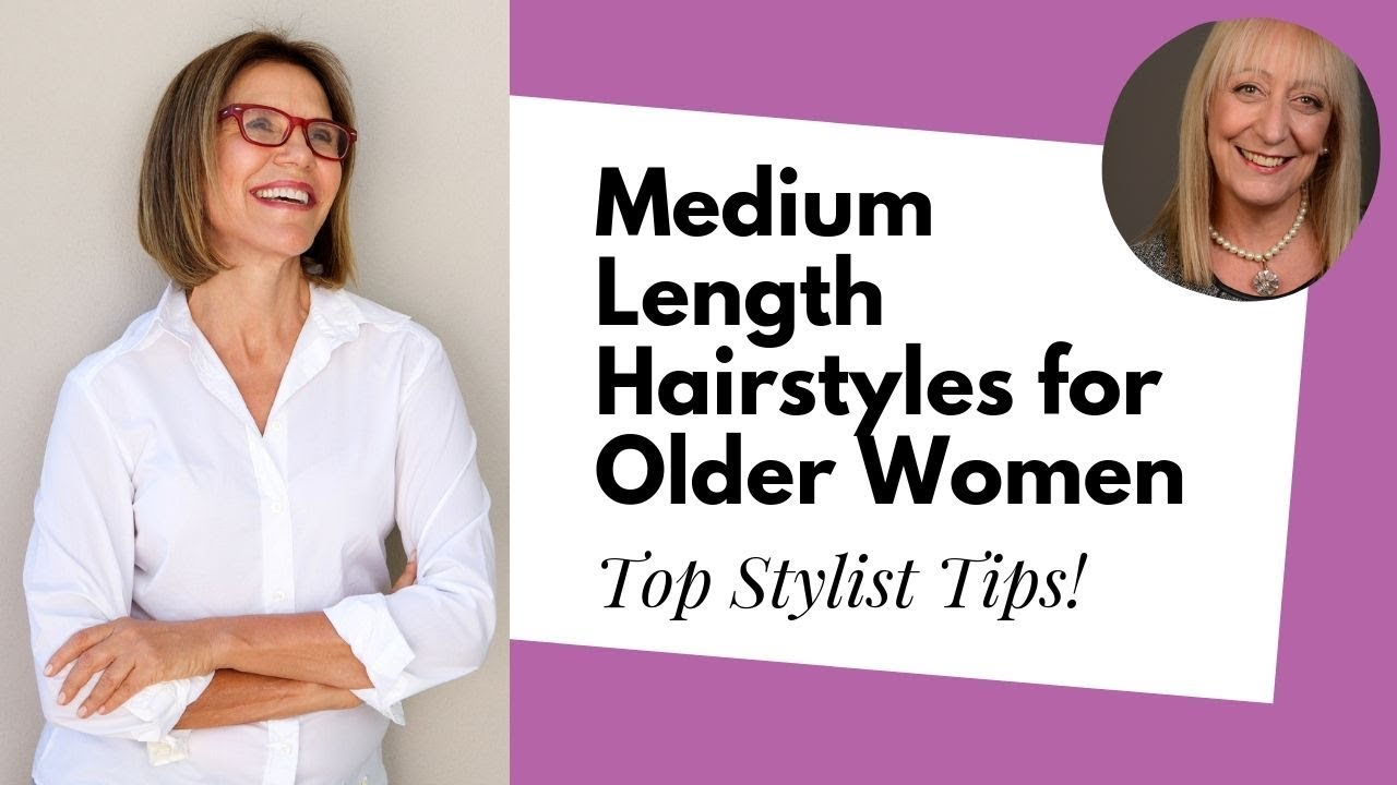 Exploring the Best Medium Length Hairstyles for Older ...