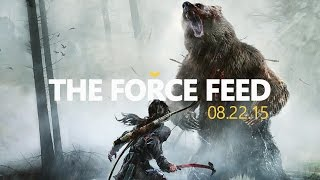 Tomb Raider, BO3, Flock [The Force Feed]